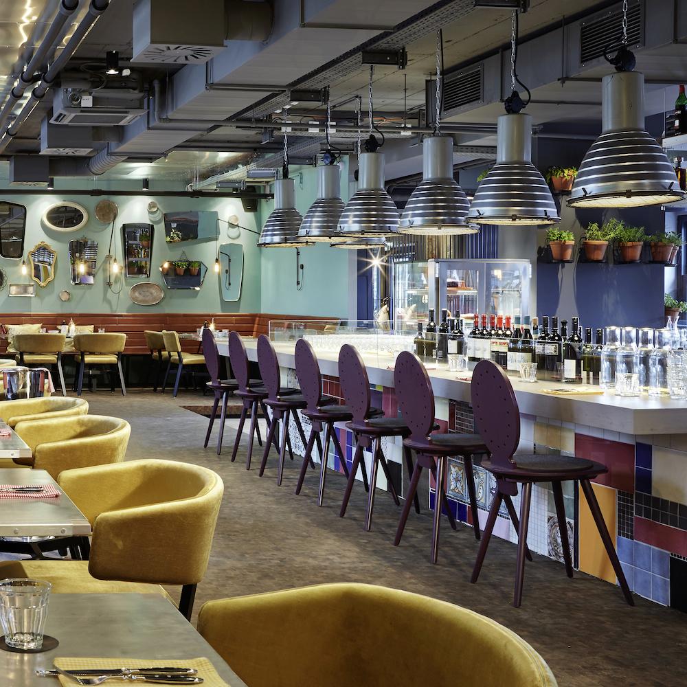 25hours Hotel_Wien_1500 Foodmakers Restaurant