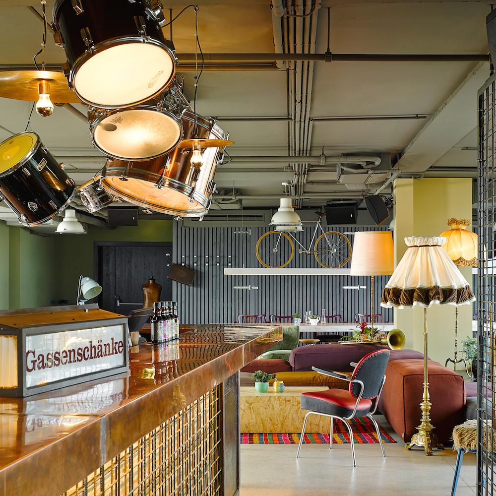 25hours Hotel_Wien_Dachboden Bar