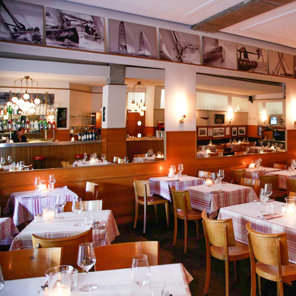 Buffet Kull_Restaurant in München