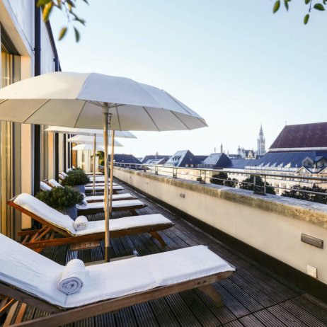 Hotel Bayerischer Hof München_Blue Spa_Dachterrasse