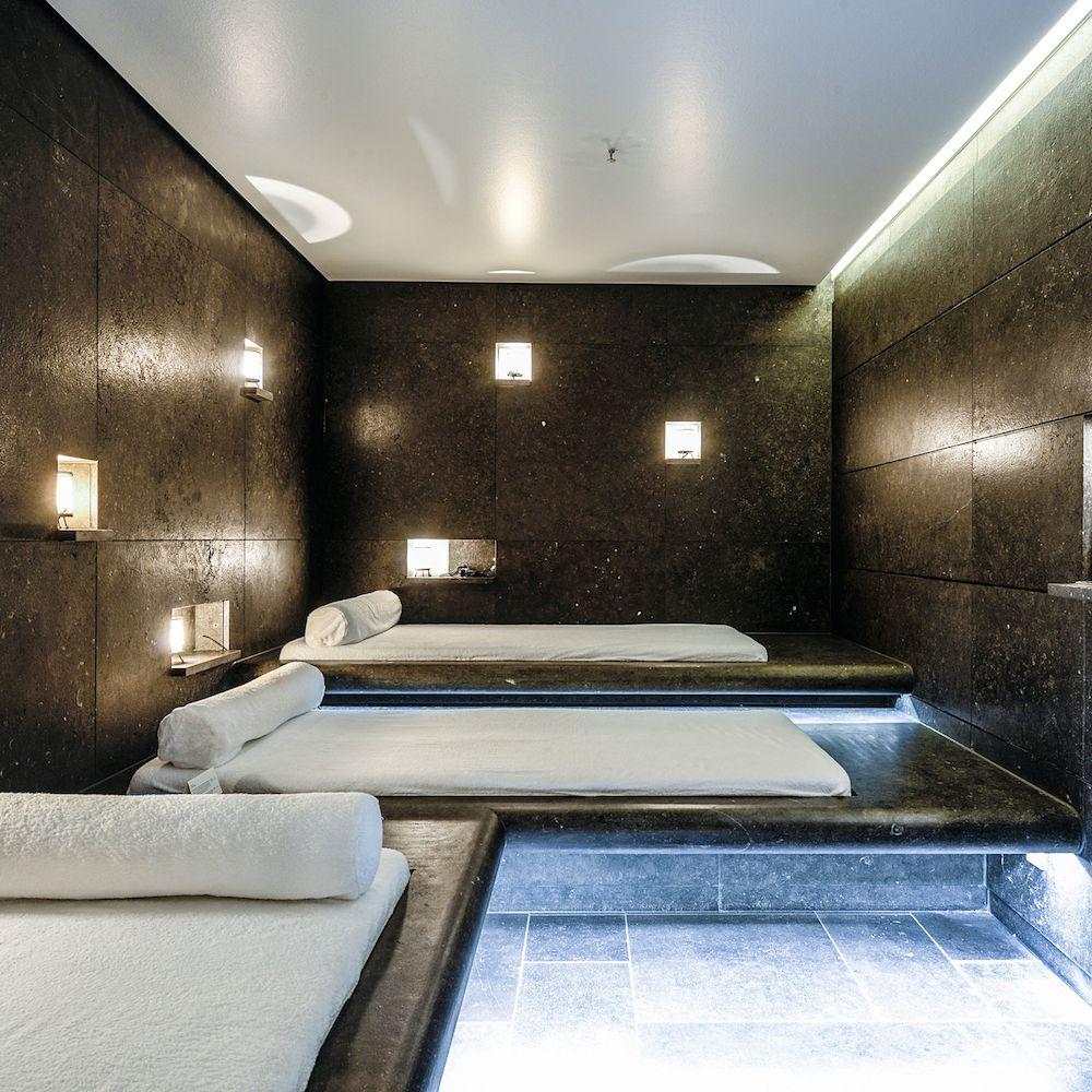 Hotel Bayerischer Hof München_Blue Spa_Sauna Ruheraum