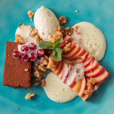 Restaurant Bricole Mitte Dessert