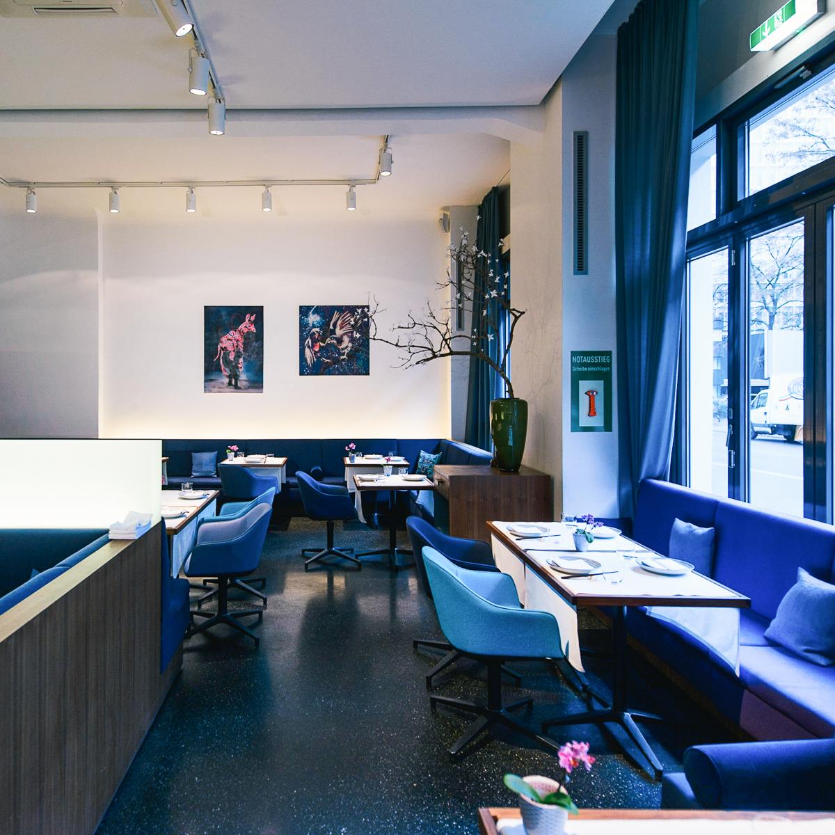 Restaurant Tim Raue Lunch Berlin-5