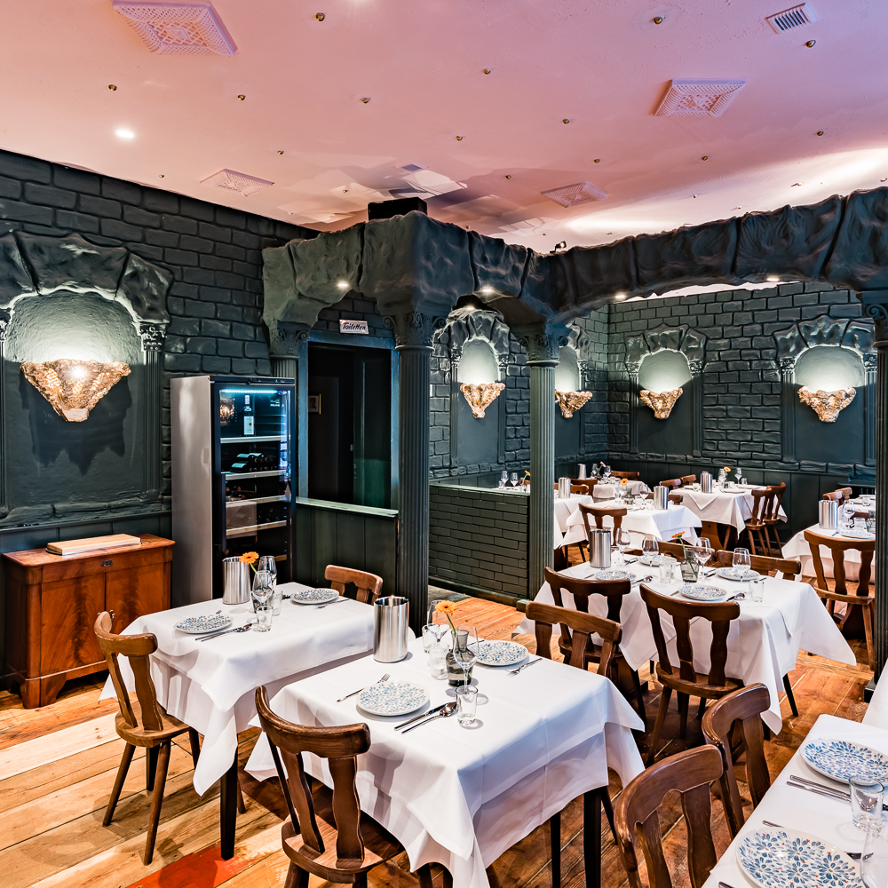 Richwater & Mitchell Restaurant Anton Michel
