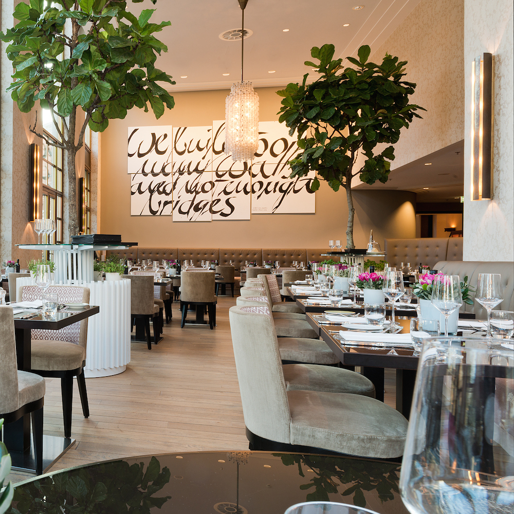 The Charles Hotel München_Sophia's Restaurant_Botanery