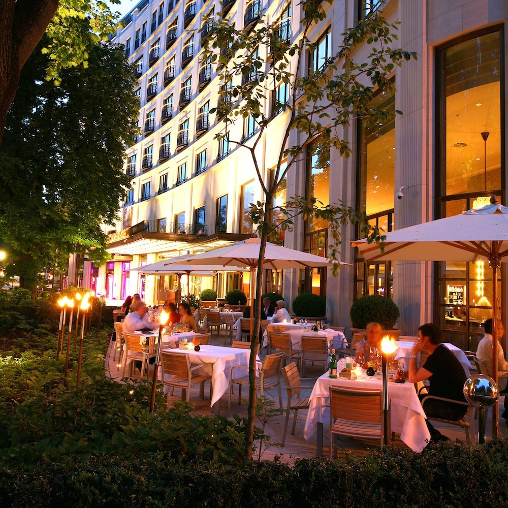 The Charles Hotel München_Sophia's Restaurant_Terrasse