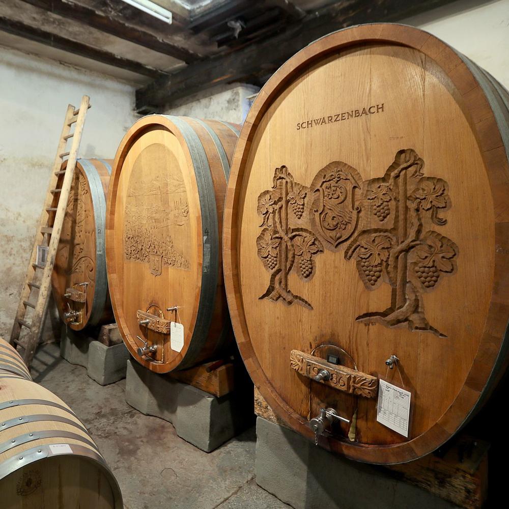 Weinverkostung bei Schwarzenbach Weinbau-11