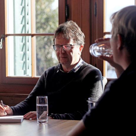 Weinverkostung bei Schwarzenbach Weinbau-15