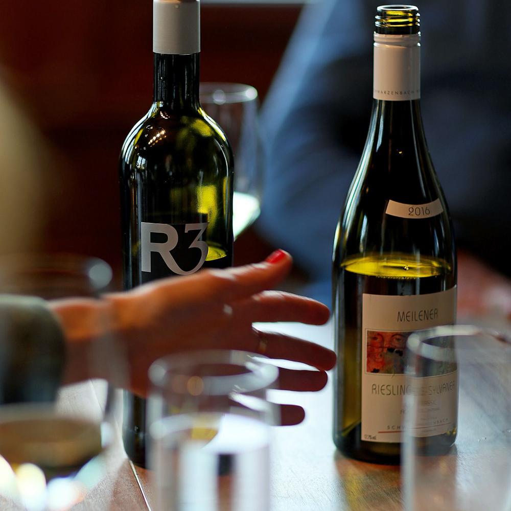 Weinverkostung bei Schwarzenbach Weinbau-6