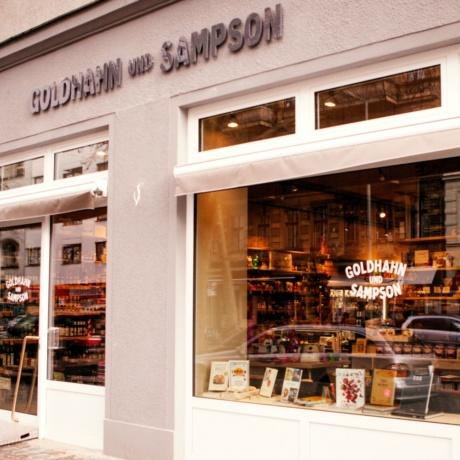 Goldhahn & Sampson Berlin Charlottenburg