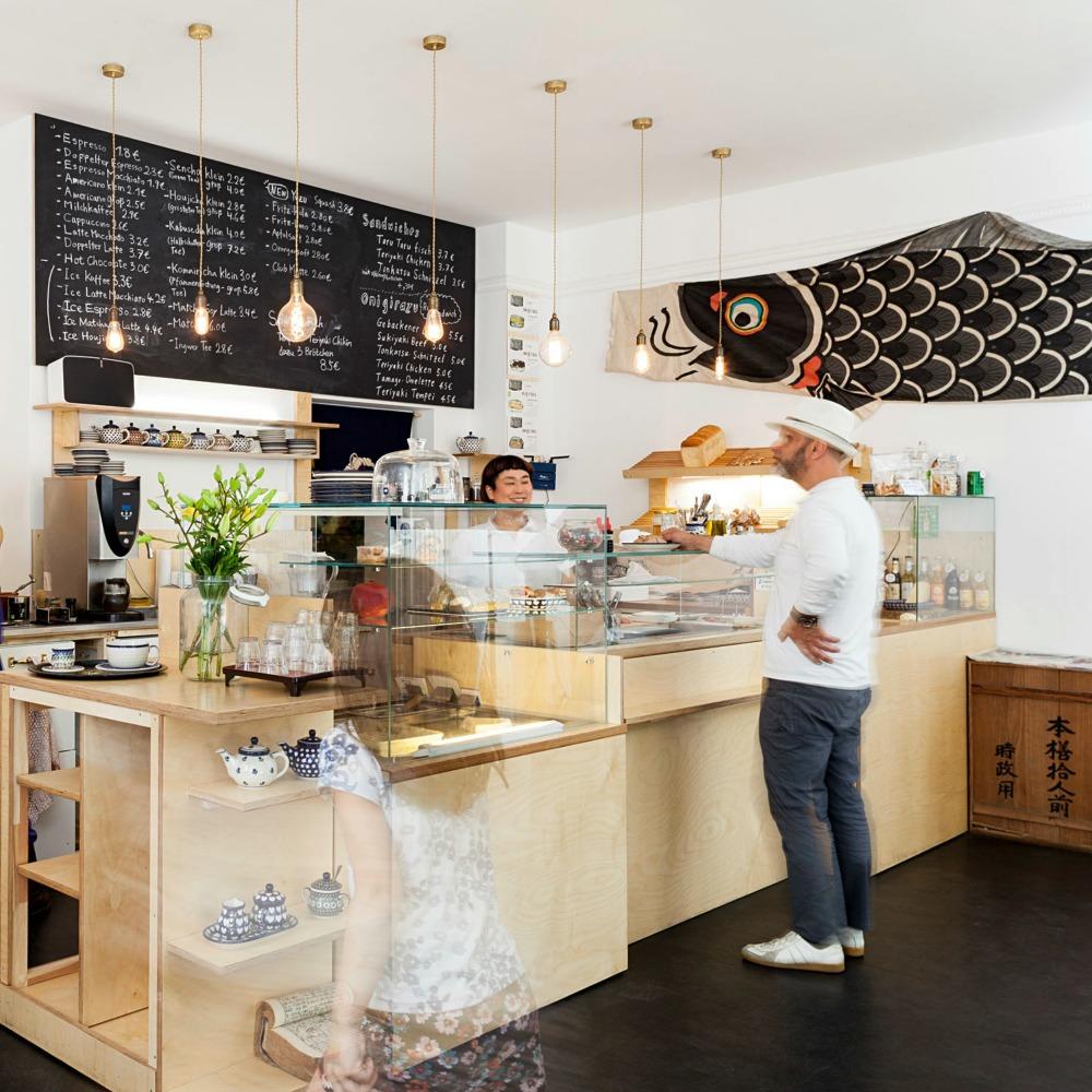 Kame Japanese Bakery Berlin Charlottenburg