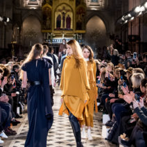 Nobi Talai Show Paris Herbst Winter 2018