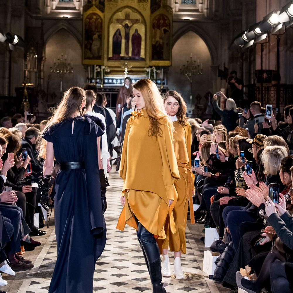 Nobi Talai Show Paris Herbst Winter 2018