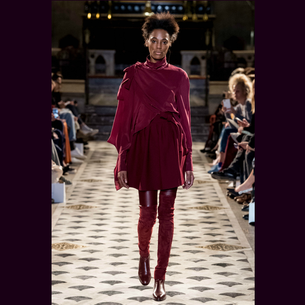 Nobi Talai Show Paris Winter 2018-9