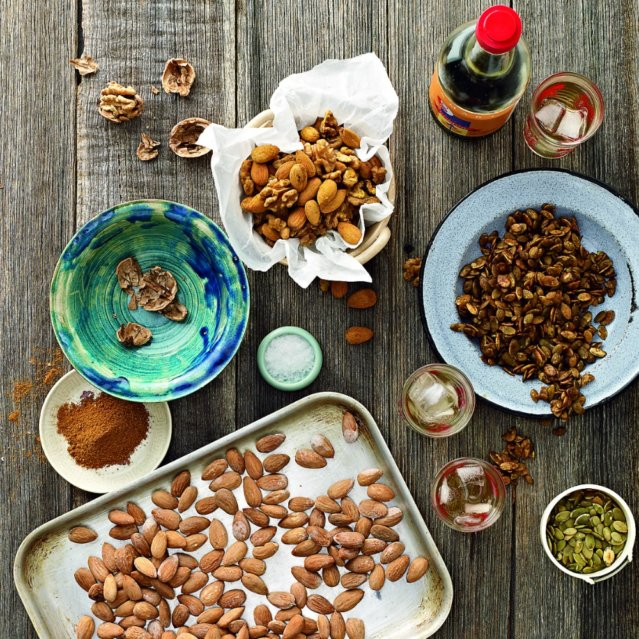 Sarah Wilson My Spicy Nuts