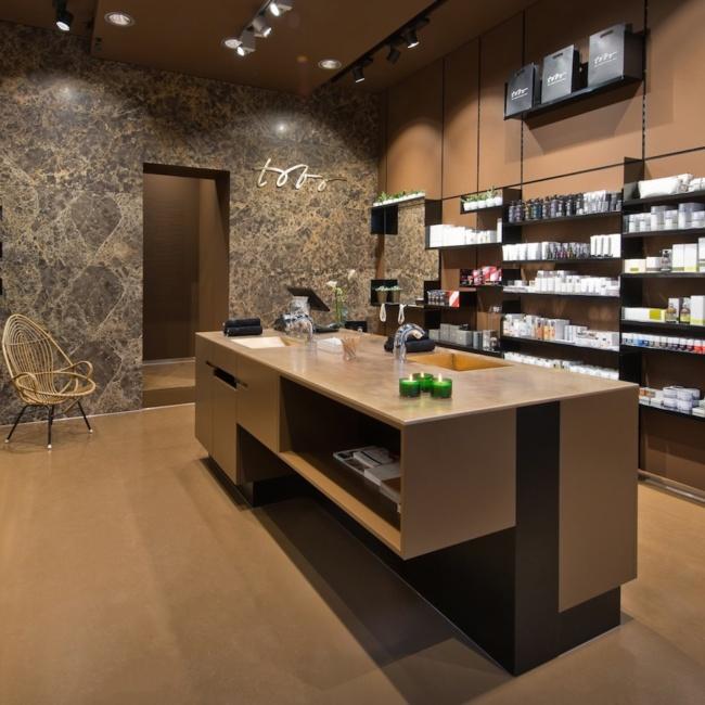 TOBS Beauty Store München_Naturkosmetikgeschäft Haidhausen Interior