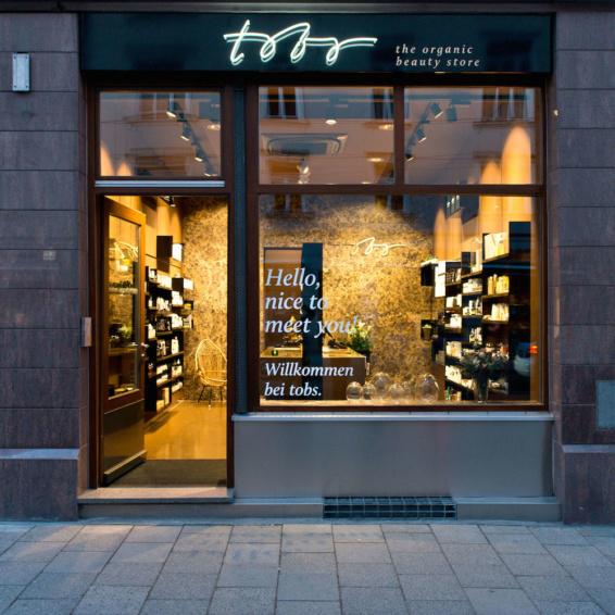TOBS Store München_Naturkosmetikgeschäft Haidhausen