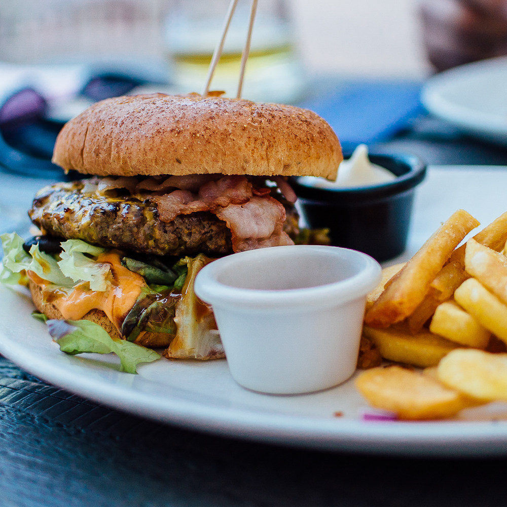 Top 10 Fast Food in Berlin