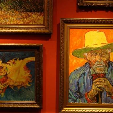 Van Gogh Bar Berlin