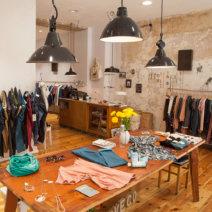 Veganer Concept Store Loveco in Friedrichshain