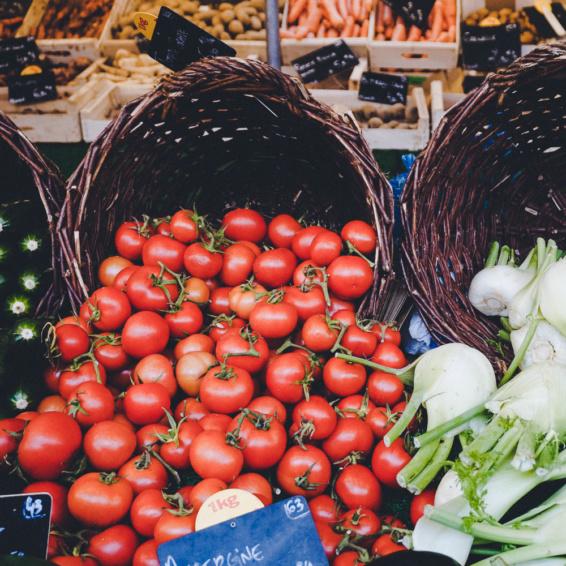 Wochenmarkt am Südstern Berlin