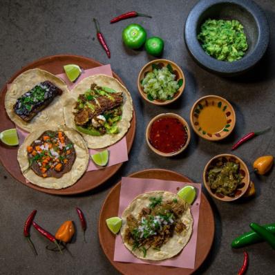 Alma Mexican Cuisine Hamburg