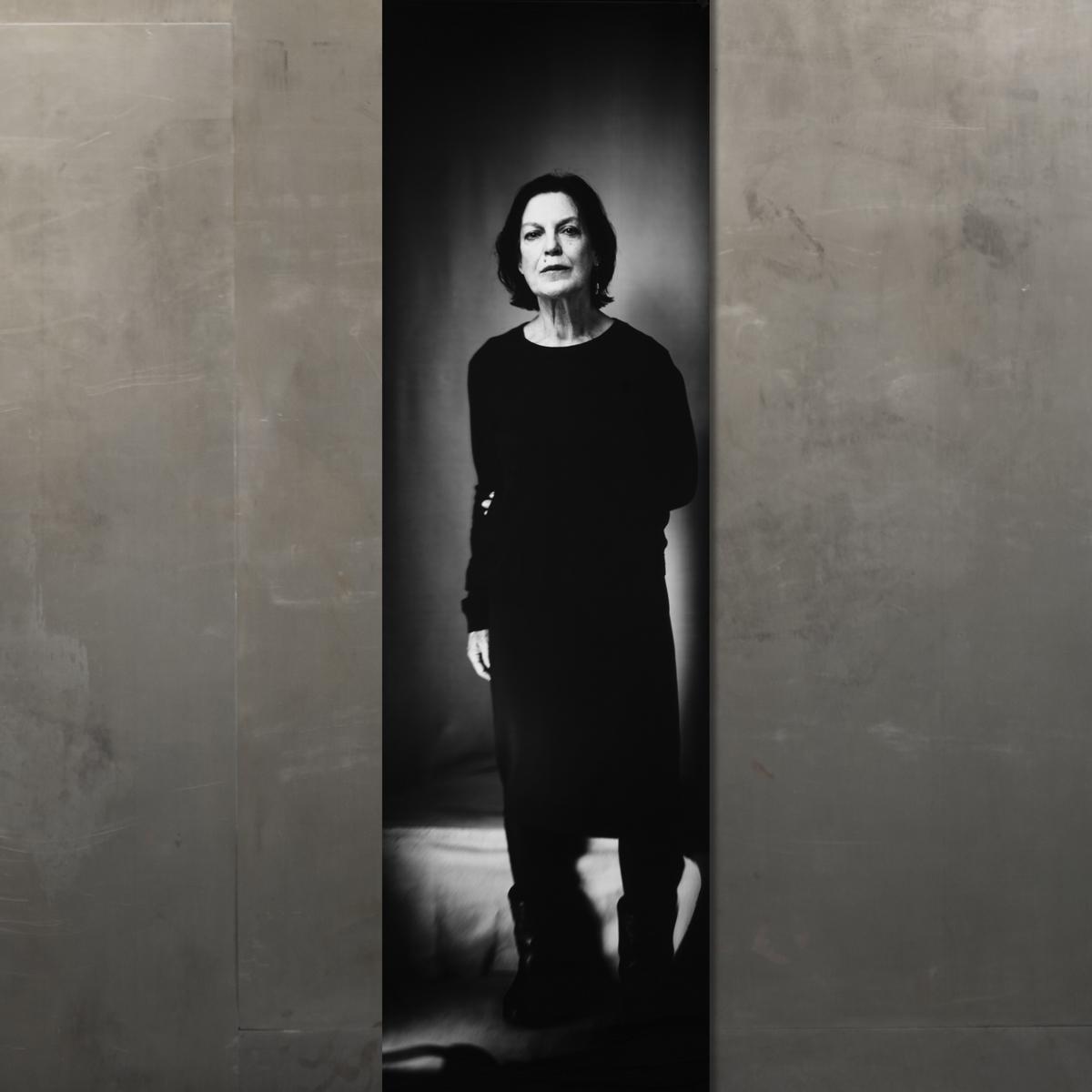 Angela Winkler in der Imago Camera von Susanna Kraus