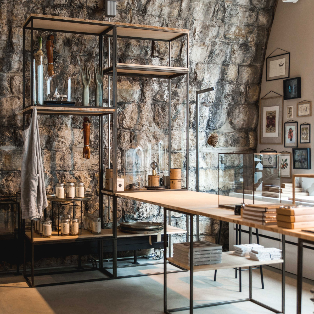 Concept Store Cabinet Zürich (2)