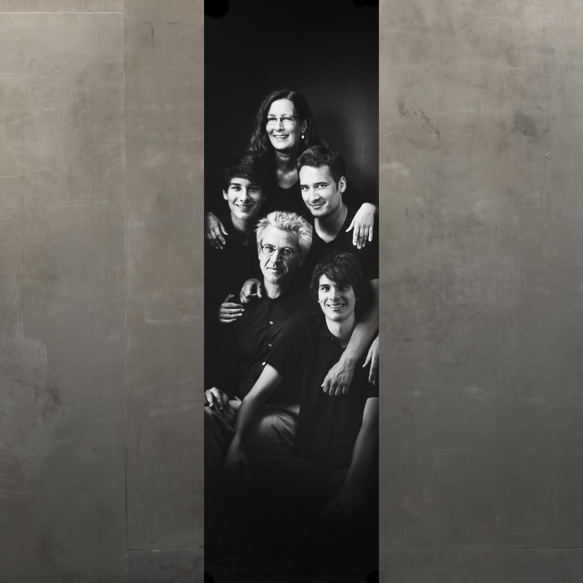 Familie in der Imago Camera von Susanna Kraus