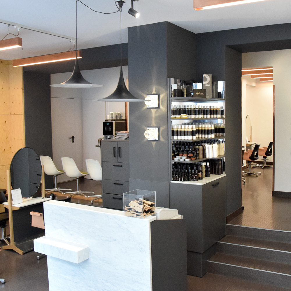 Hauber – The Organic Hair Salon in Haidhausen - München ...