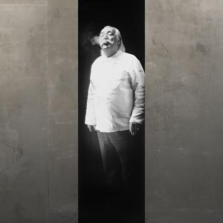Koch in der Imago Camera von Susanna Kraus