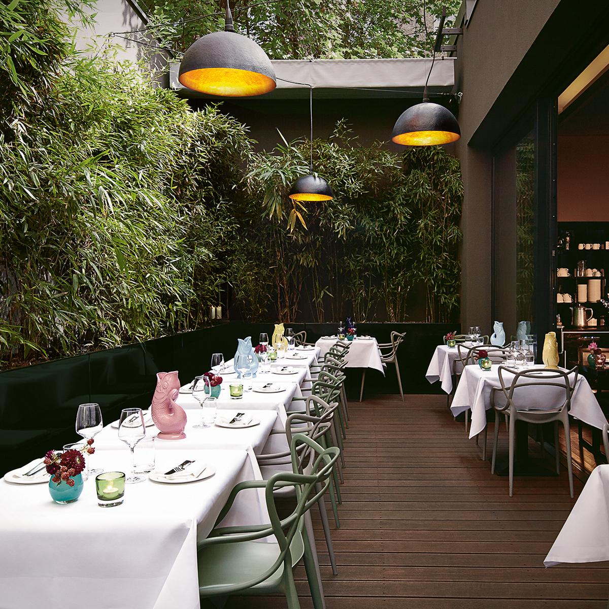mani restaurant mitte berlin creme guides. Black Bedroom Furniture Sets. Home Design Ideas