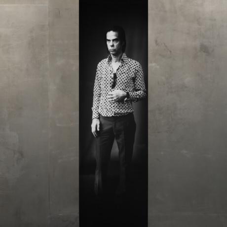 Nick Cave in der Imago Camera von Susanna Kraus