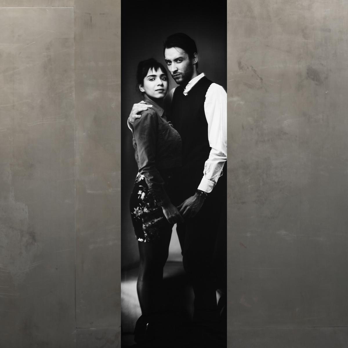 Paar in der Imago Camera von Susanna Kraus