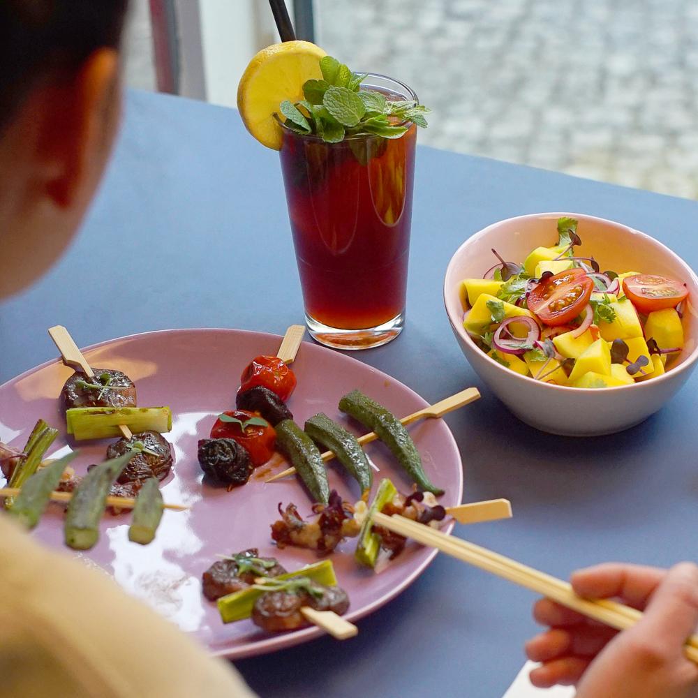 Restaurant Nihombashi Weinbergsweg Berlin