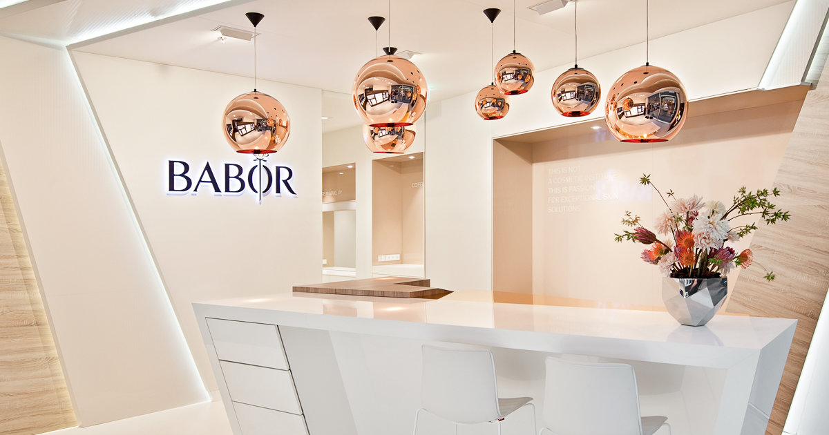 Babor Cosmetic Institute Christiane Lingner - Berlin | CREME GUIDES
