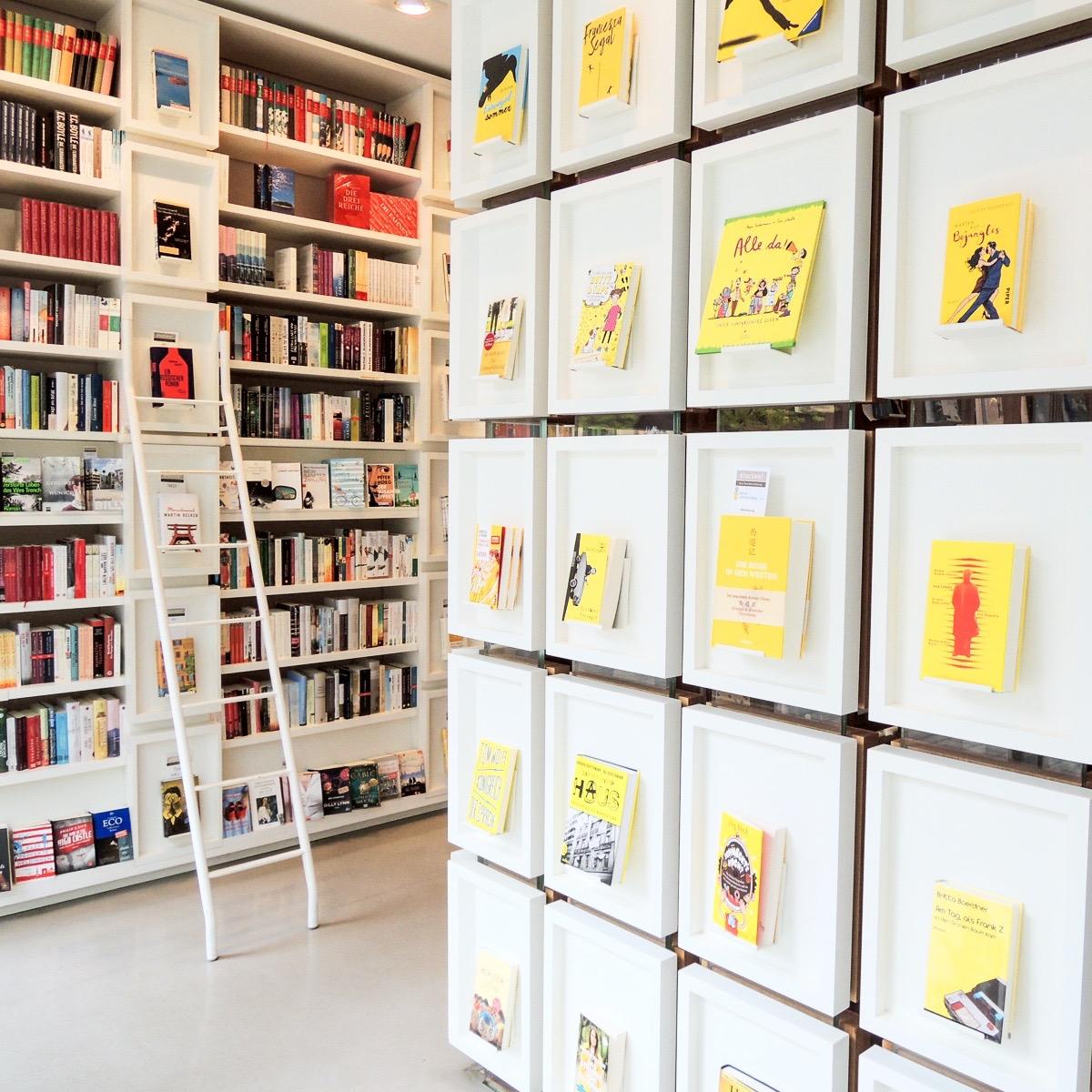 Buchhandlung Stories in Hamburg_