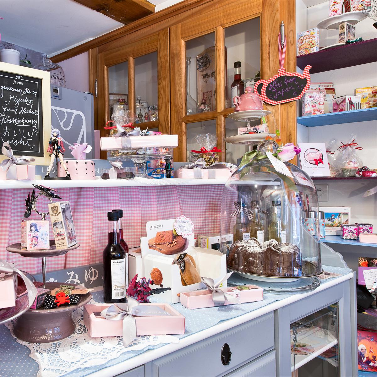 Cafe Les Gourmandises de Miyuko Zürich-2