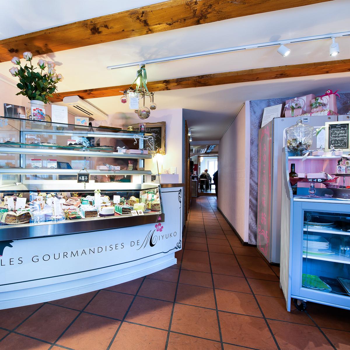 Cafe Les Gourmandises de Miyuko Zürich