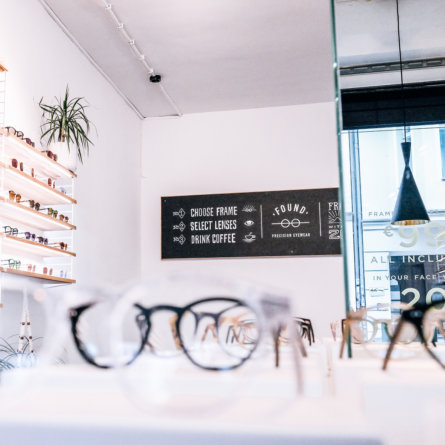 Found Precision Eyewear Berlin Mitte