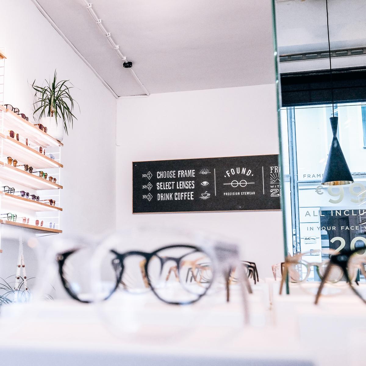 Found Precision Eyewear Berlin Mitte