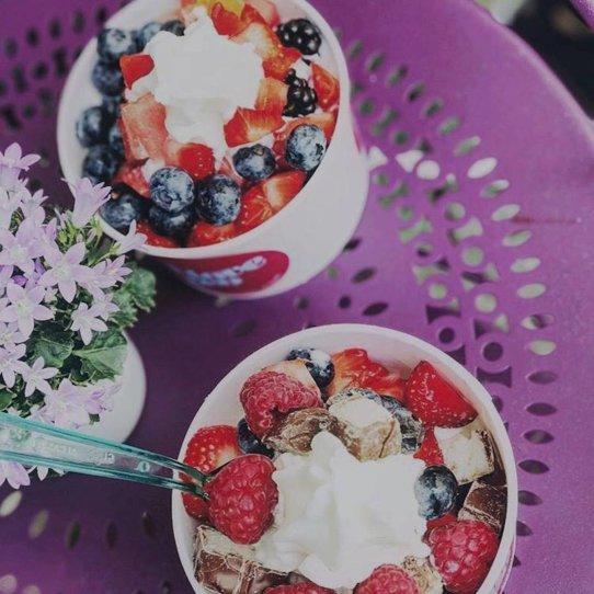 I love Leo Frozen Yoghurt München