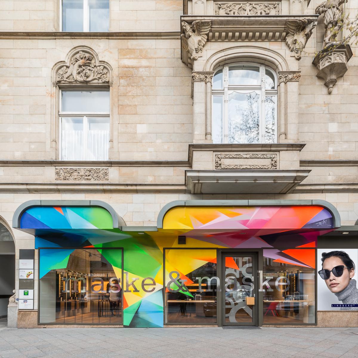 Maske & Maske Lindberg Monobrand Store Berlin