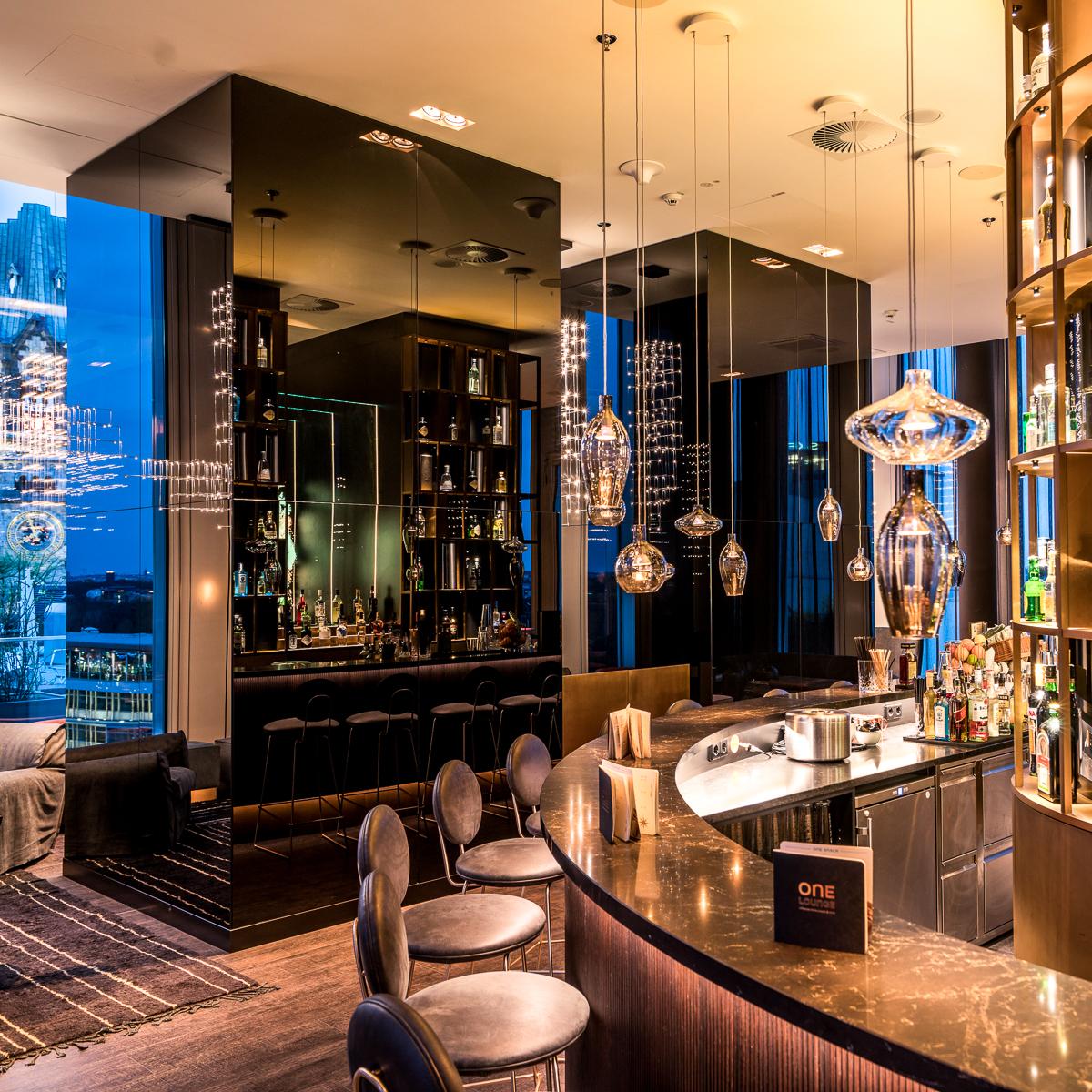 One Lounge Bar im Berlin Upper West 2