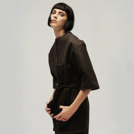 Philomena Zanetti Berlin 2017 Black Dress
