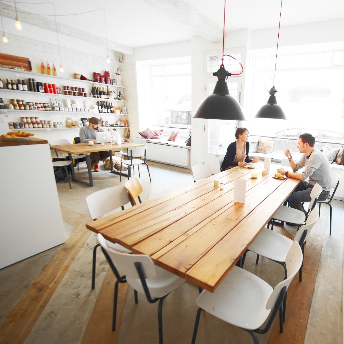 Restaurant Café Hey Papa in der Neustadt-3