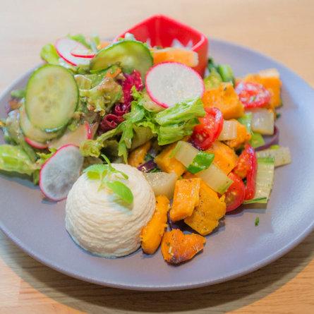 Restaurant Cafe Was wir wirklich lieben Hamburg-Eppendorf-6