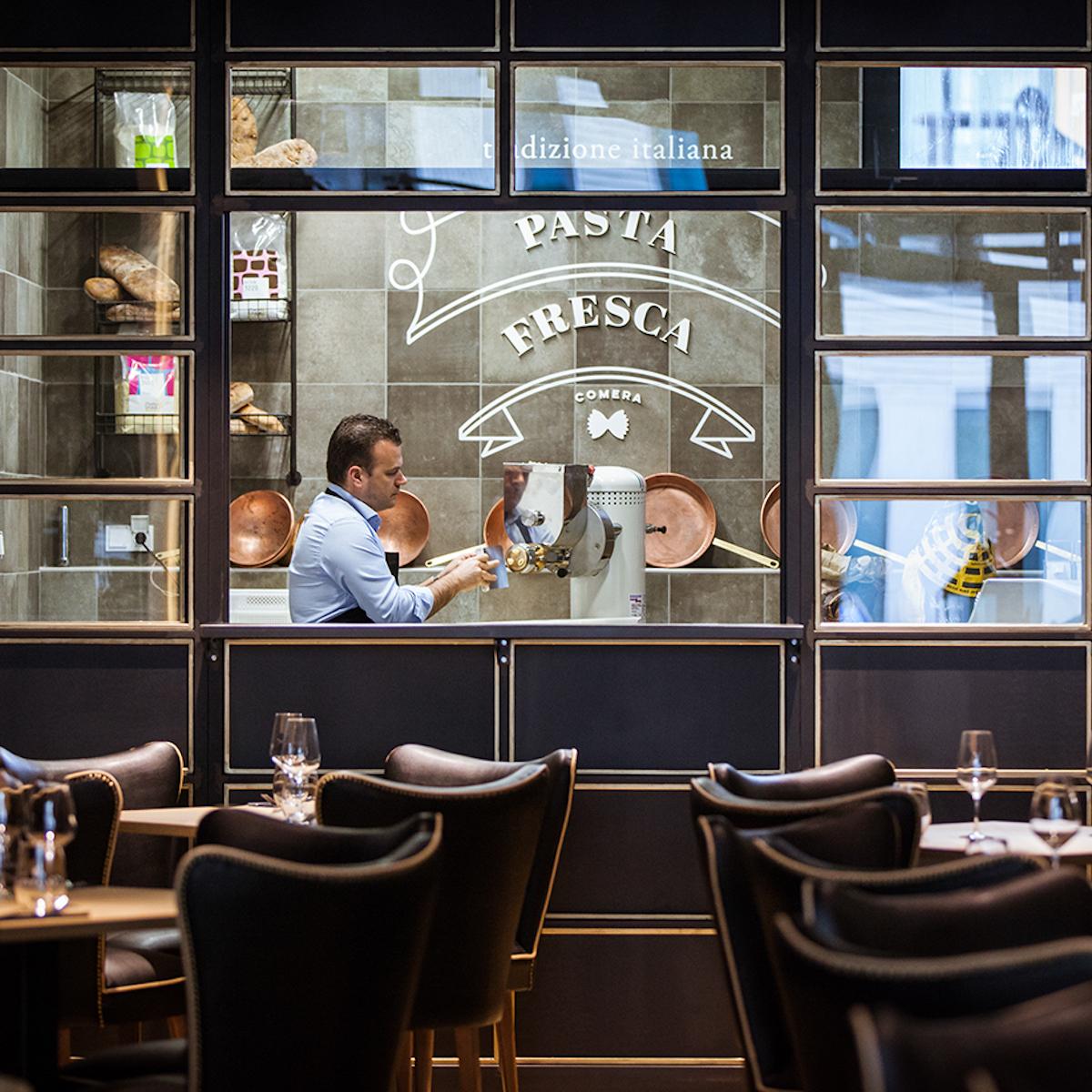 Restaurant Comera München_Pasta Fresca