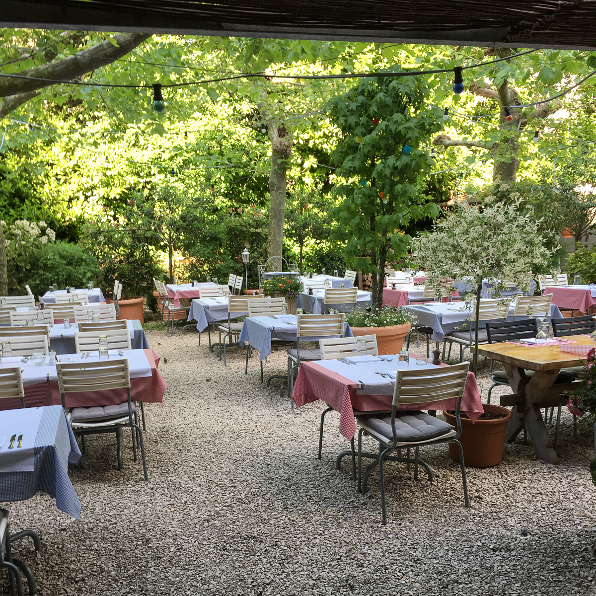Restaurant Tre Fratelli in Zürich-5