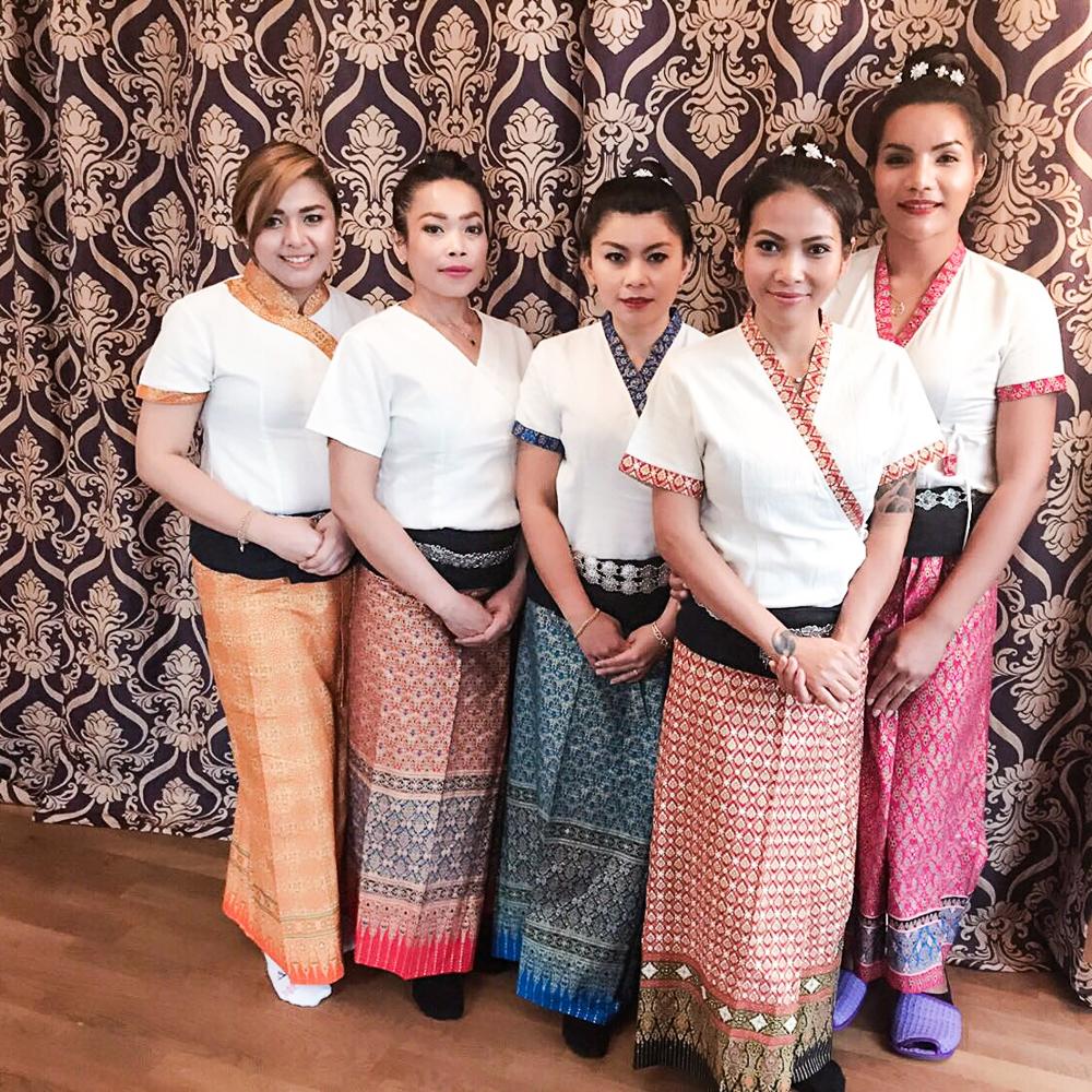 Siamburi Thailändische Massagen Zürich-4